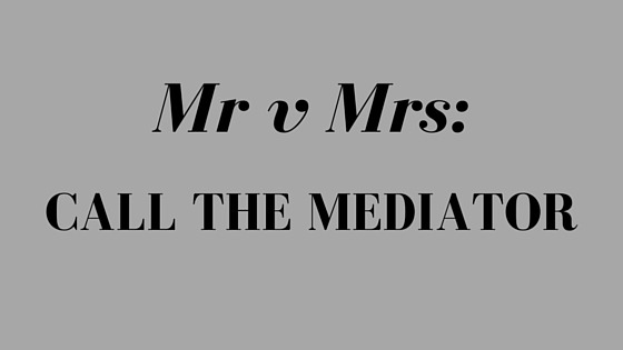 Online Divorce Mediation